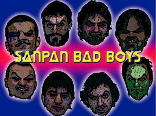 Héroes San Pan