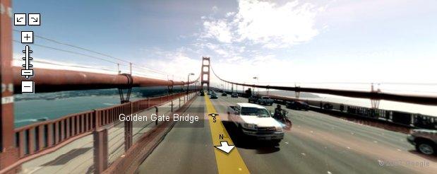 Google Maps: Street view 2
